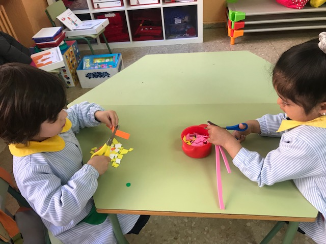¡NOS HACEMOS MAYORES! (INF-3)