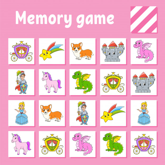 MEMORY GAME (INF-3)